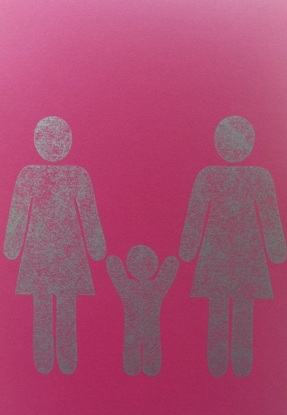 LGBT Mothers' Day Card