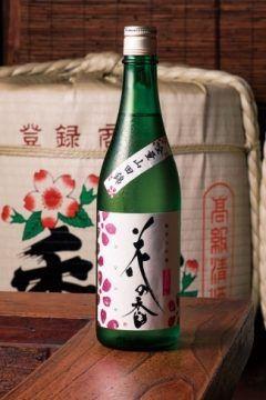 熊本県玉名郡で明治35年から続く歴史ある酒造花の香酒造が製造している花の香桜花純米大吟醸はとても美味しいお酒です 日本一の酒米と言われる山田錦を100%使っていてフルーティーですっきりとした味わい tags[熊本県]