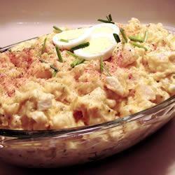 salatka ziemniaczana Mamusi
