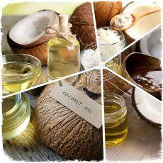 Кокосовое масло для волос - лучшее средство о самой природы