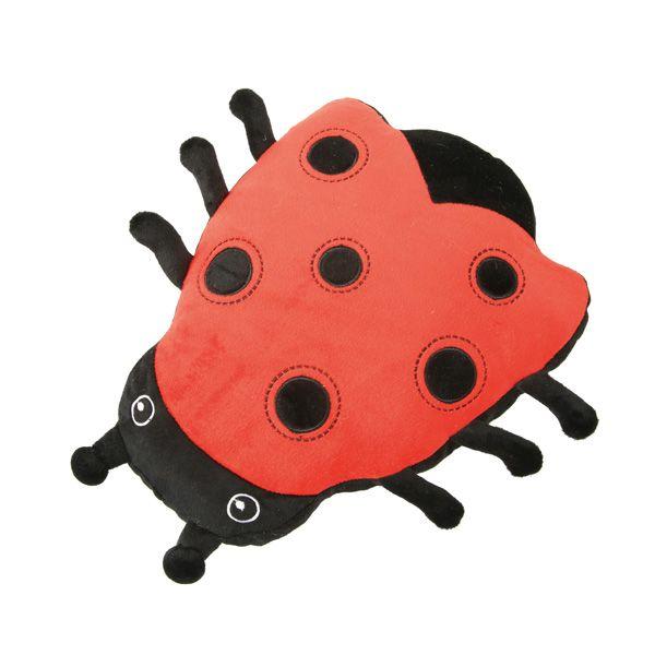 Poduszka FLAT biedronka #pillow #ladybird #kids #dream #gift #prezent #dziecko  http://www.mojebambino.pl/poduszki-i-przytulanki/6855-poduszka-flat-biedronka.html