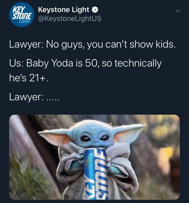 33 Baby Yoda Memes Because He S The Best Thing Since Porgs Yoda Meme Yoda Funny Pictures Images