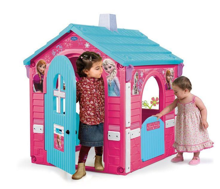 INJUSA 20338. CASITA INFANTIL FROZEN, IndalChess.com Tienda de juguetes online y juegos de jardin