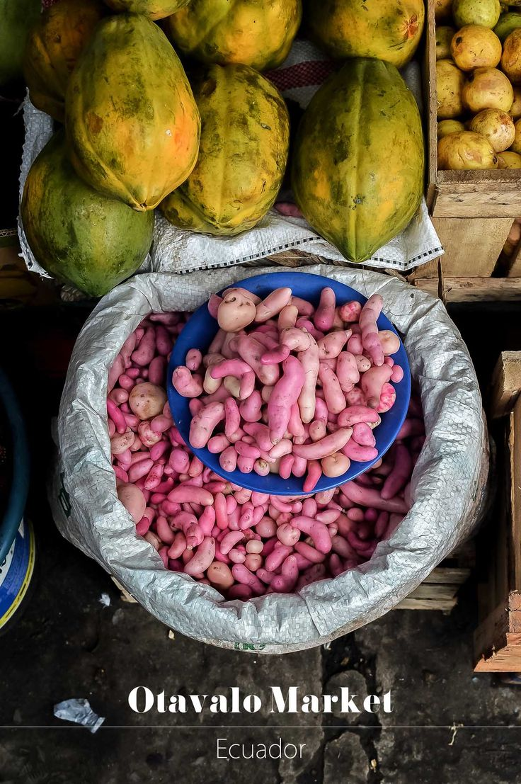 Heading to Otavalo Market in Ecuador? Then why not Pin it?   heneedsfood.com