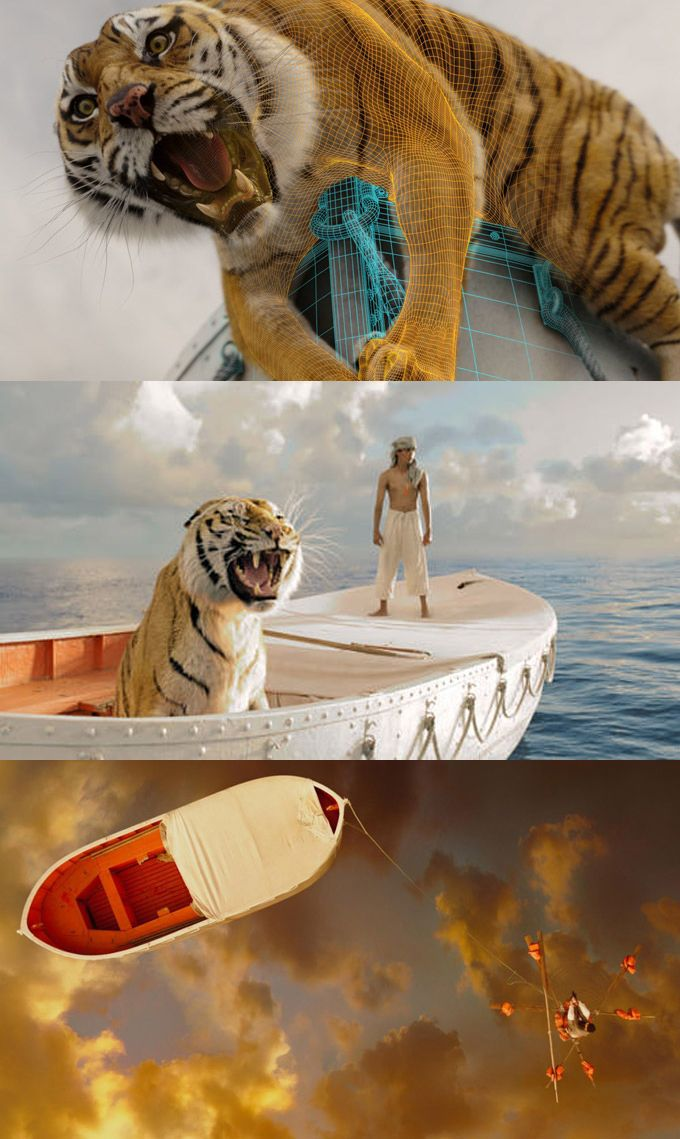 Can anyone write an 3 paragraph essay for me from the book Life Of Pi?