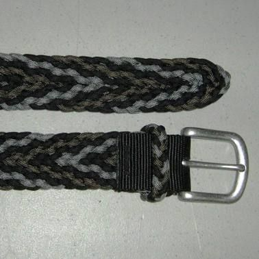 1000 ideas about paracord weaves on pinterest paracord for How to make a belt out of paracord