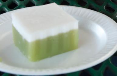 How To Make Sticky Rice Cake Dessert
