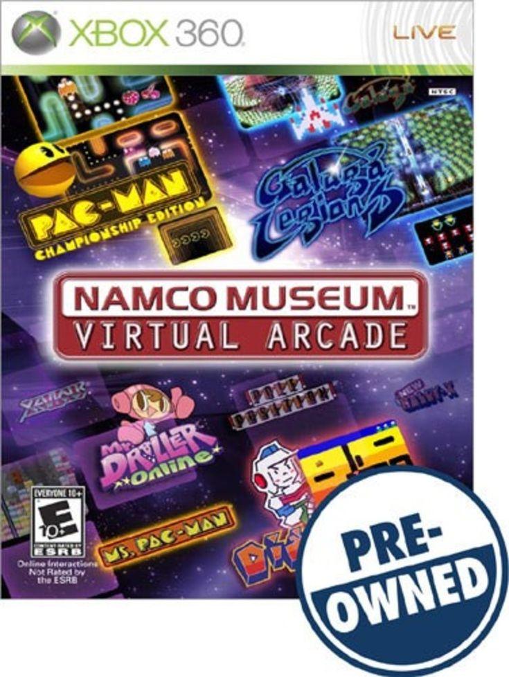 Namco Museum Virtual Arcade — PRE-Owned - Xbox 360