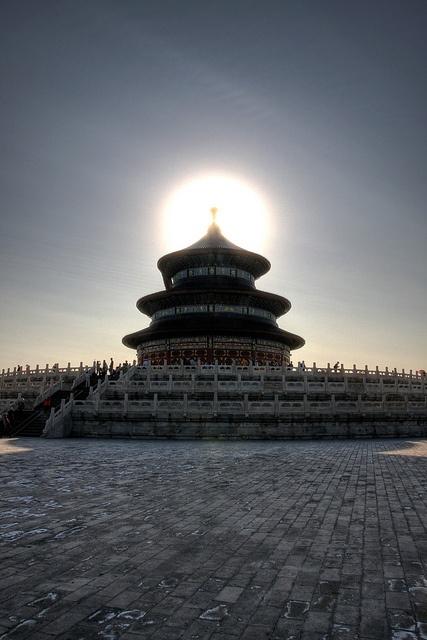 Temple of Heaven, Beijing, China  spiritual lighthouse