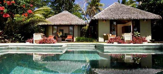 Eratap Beach Resort Vanuatu - Luxury island resort