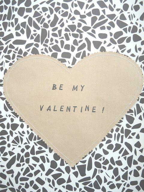 SARAS Dekolust: Be my Valentine!  DIY Gutscheinverpackung
