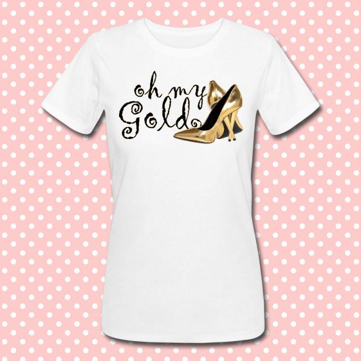 Gattablu stampa le tue t-shirt personalizzate, scegli tra le tantissime grafiche a colori brillanti firmate Gattablu Shop Online, oppure disegna la tua maglietta e personalizza il tuo guardaroba, per outfit unici al mondo! #tee #tshirt #outfit #moda #fashion #shoes #scarpe #tacchi #heels #gold #golden #oro