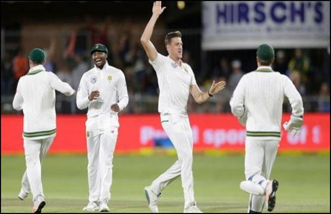 The decision of the first 4-day Test match of the history of cricket ended in 2 days    Port Elizabeth: The first 4-day Test match of the...
