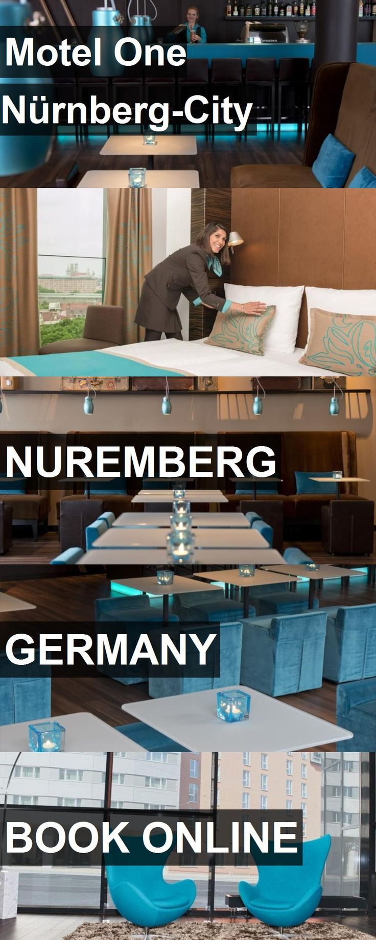 Hotel Motel One Nürnberg-City in Nuremberg, Germany. For more information, photos, reviews and best prices please follow the link. #Germany #Nuremberg #MotelOneNürnberg-City #hotel #travel #vacation