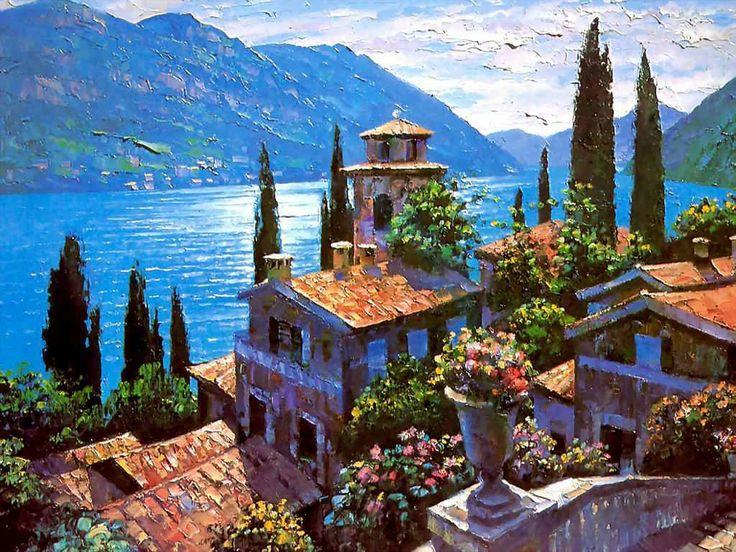 Howard Behrens Paintings For Sale