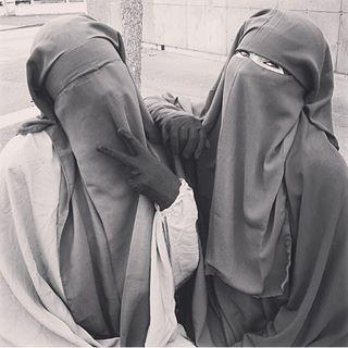 Muslimah sisters