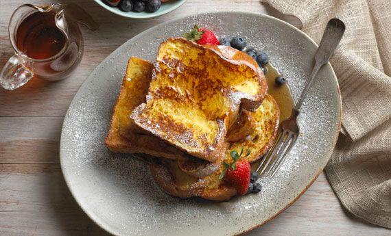 French toast, la ricetta originale come a Parigi! …
