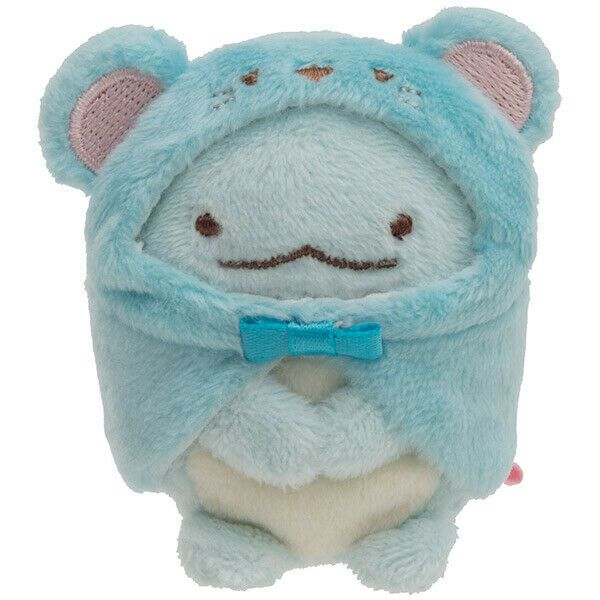Sumikko Gurashi Tokage Lizard Mouse mini Tenori Plush Doll San-X Japan New Year