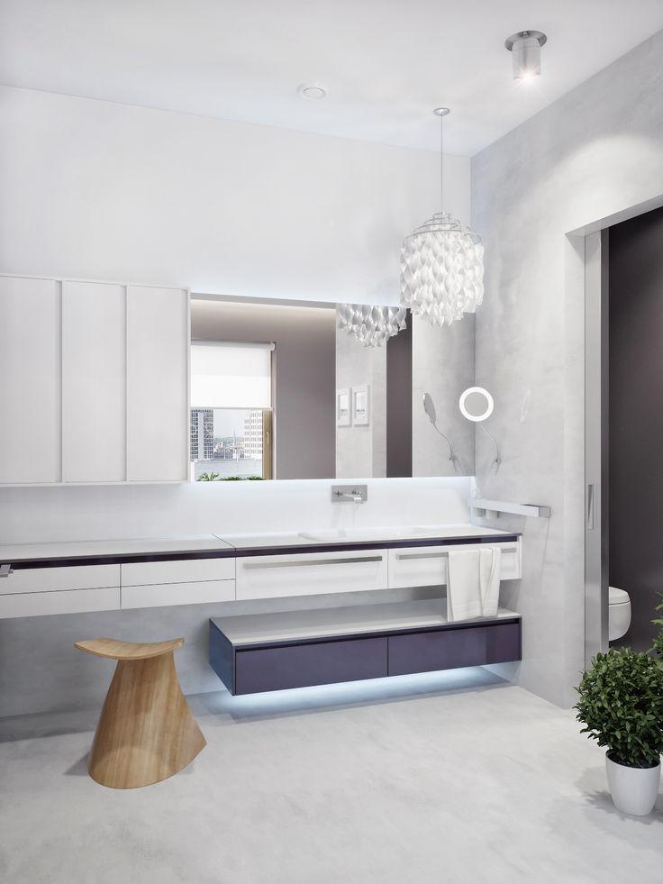 Modern Bathroom Vanities Without Tops 29 best bathrooms images on pinterest | bathroom ideas, modern