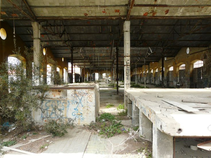 carmelo pinna photography - Archeologia industriale