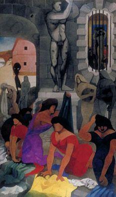 History of Art: Edward Burra