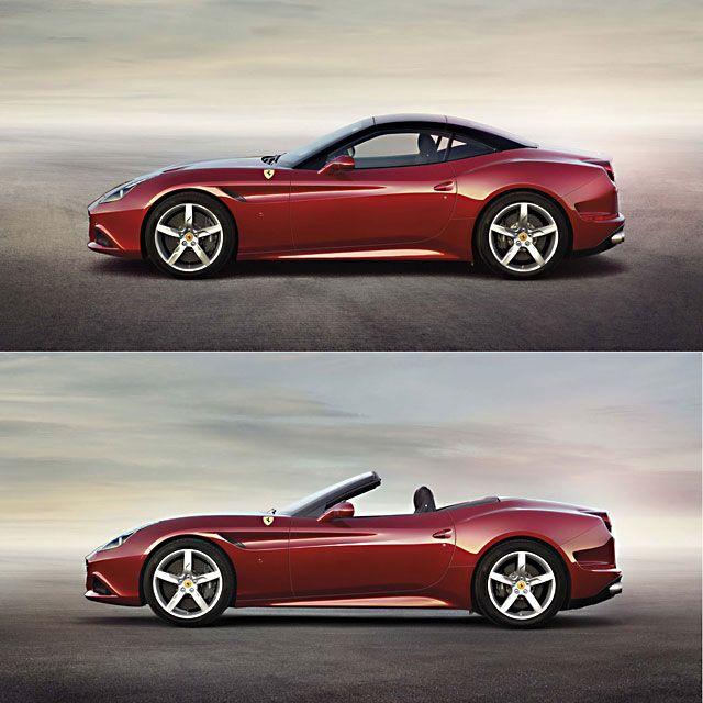 Ferrari California T 5 First Look: 2015 Ferrari California T