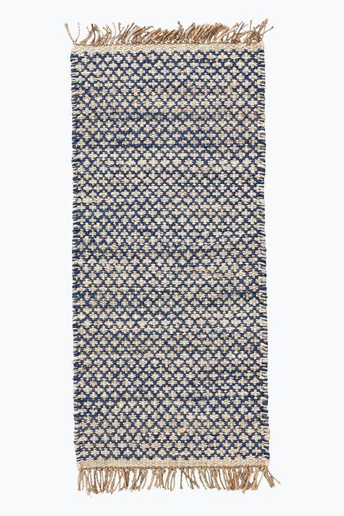 Ellos Home Jutetæppe Lowell 70x150 cm