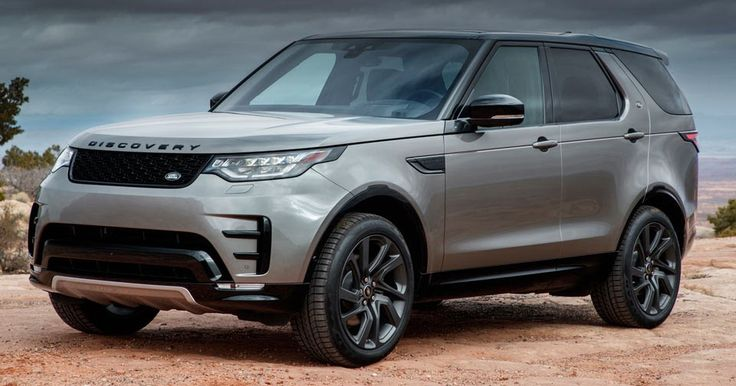 New Land Rover Discovery Arriving At UK Dealers This Week With A £43,495 Starting Price [131 Pics] #Galleries #Land_Rover