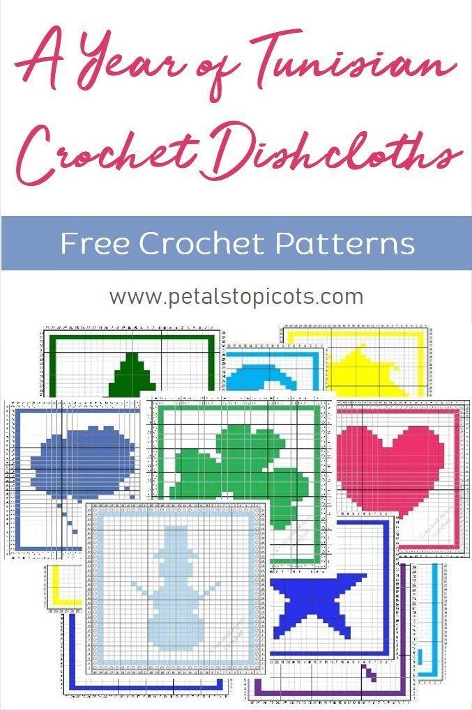 842 best crochet images on Pinterest | Crochet patterns, Hot pads ...
