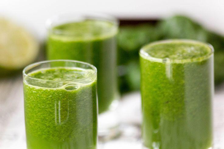 Grønne shots for immunforsvaret