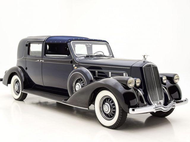 1936 Pierce Arrow Twelve Town Car