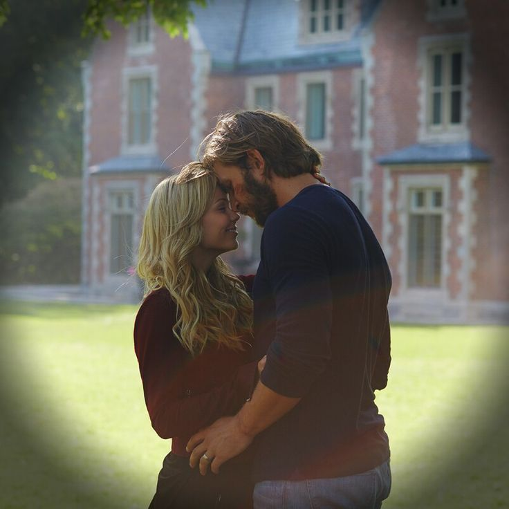 Elena and Clay together again. Canadian actor Greyston Holt as Clayton Danvers and Canadian actress Laura Vandervoort As Elena Michaels in Bitten TV Show