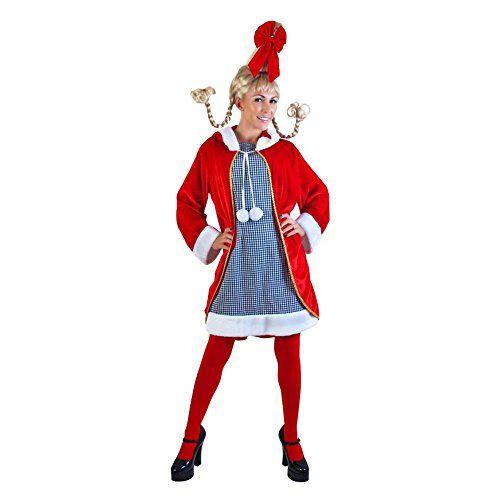 Adult Cindy Lou Who Costume (Size: Standard 8-12) Wilton http://www.amazon.com/dp/B009EY20WY/ref=cm_sw_r_pi_dp_XZEswb0NHEXH4