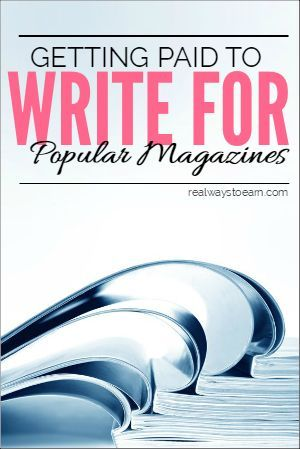 "writing for a magazine jobs This was one of the best comprehensive guides i've read on ""how to get paid to write for magazines""  job and raising two little ones writing for the ."