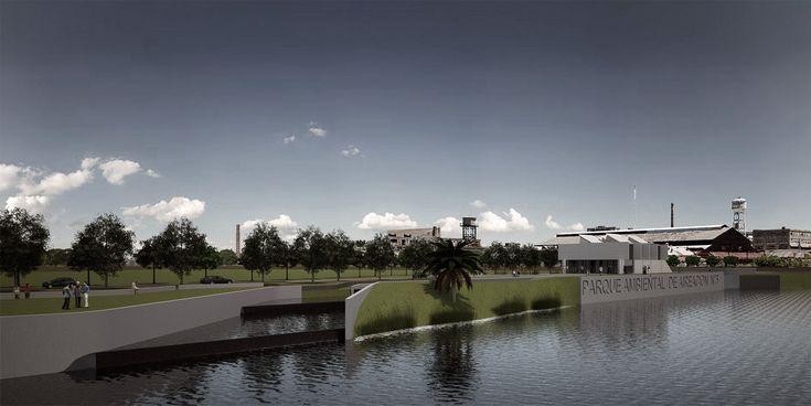 Imagen 6 de 25 de la galería de Primer Premio de Arquitectura y Diseño Urbano Sustentables, parques Ambientales SEPA. Cuenca Matanza Riachuelo / Argentina. Courtesy of Equipo Primer Lugar