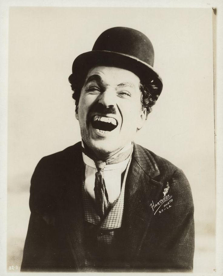 """Happy birthday, Charlie Chaplin!Watch 10 of his best films. Just a smile to make you smile today :)  Want to smile some more? Use Coupon code """"Summer"""" at sahlenfashion.com for a 20% discount  :) Have a lovely day!"""