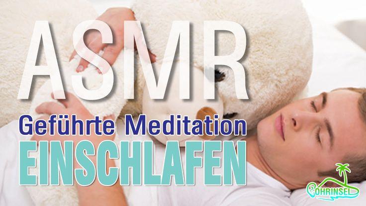 ASMR deutsch – Einschlafen mit Regengeräuschen – Schlafhypnose