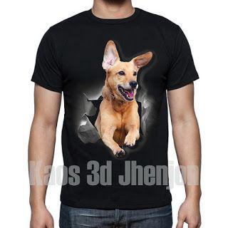 Kaos 3D Murah, Kaos 3D Jhenjon, Grosir Kaos 3D, Kaos 3D Animal Kaos 3D Jersey, Kaos 3D Bandung: Kaos 3d Binatang | Kaos 3d Animal | 0858 6131 3133...