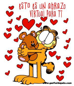 Tarjetas virtuales Garfield es diferente