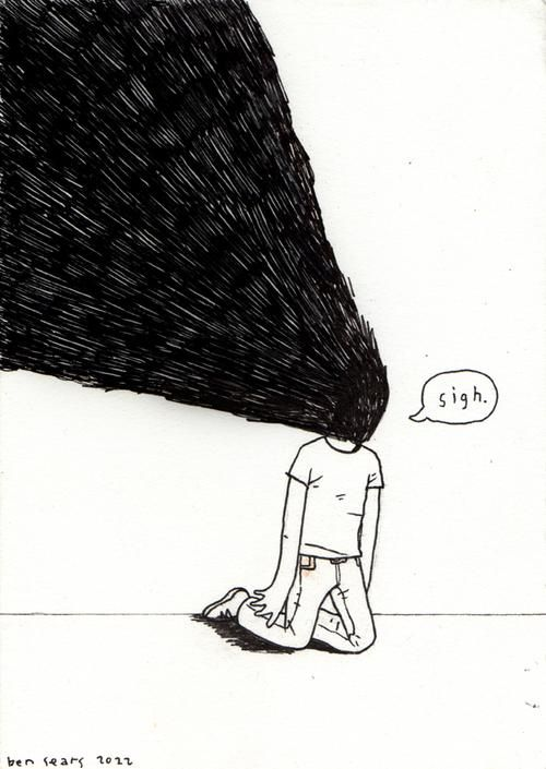 Sigh.