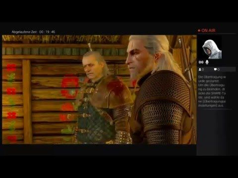 Witcher 3 Let's Play  (1) - alles auf Anfang