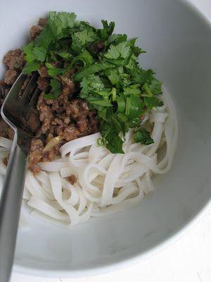 Trufla: Makaron ryzowy. Tajski fast food.