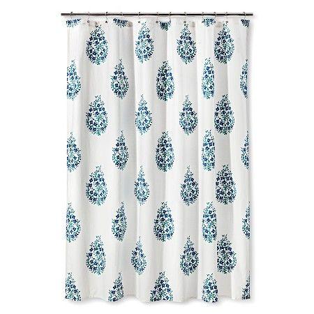 Paisley Shower Curtain   Threshold™