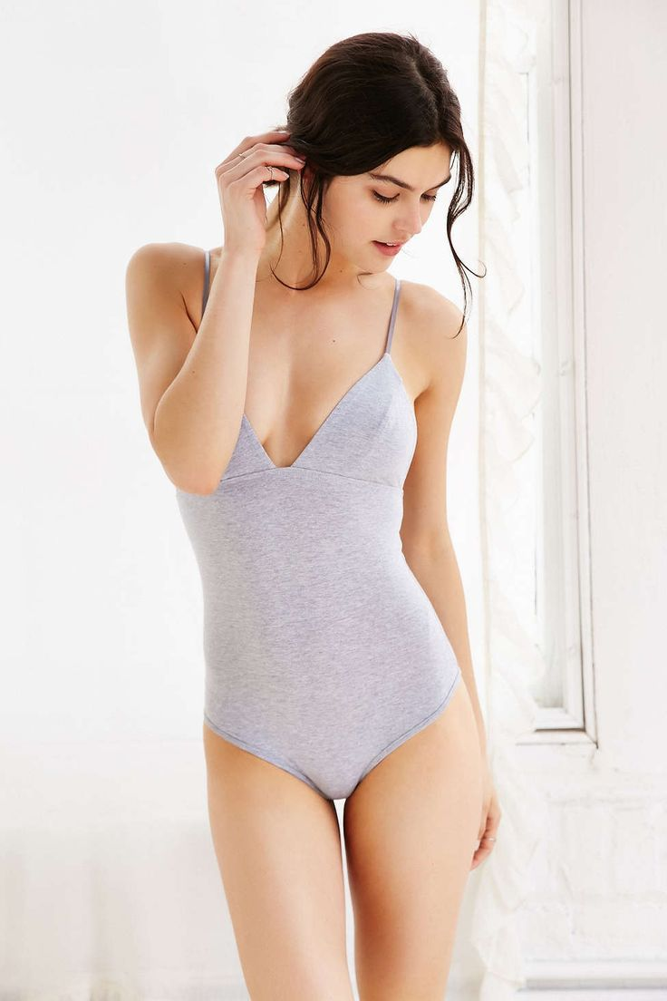 Out From Under Triangle Bodysuit