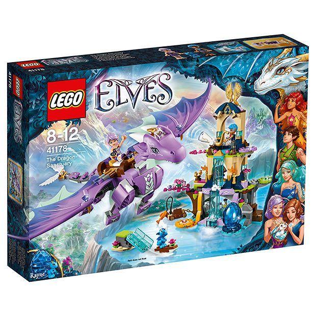 LEGO® Elves The Dragon Sanctuary 41178