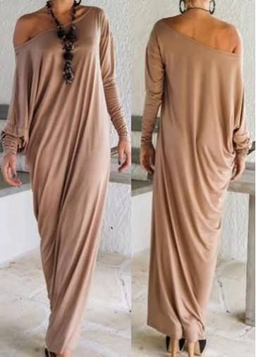 long sleeve maxi - Google Search