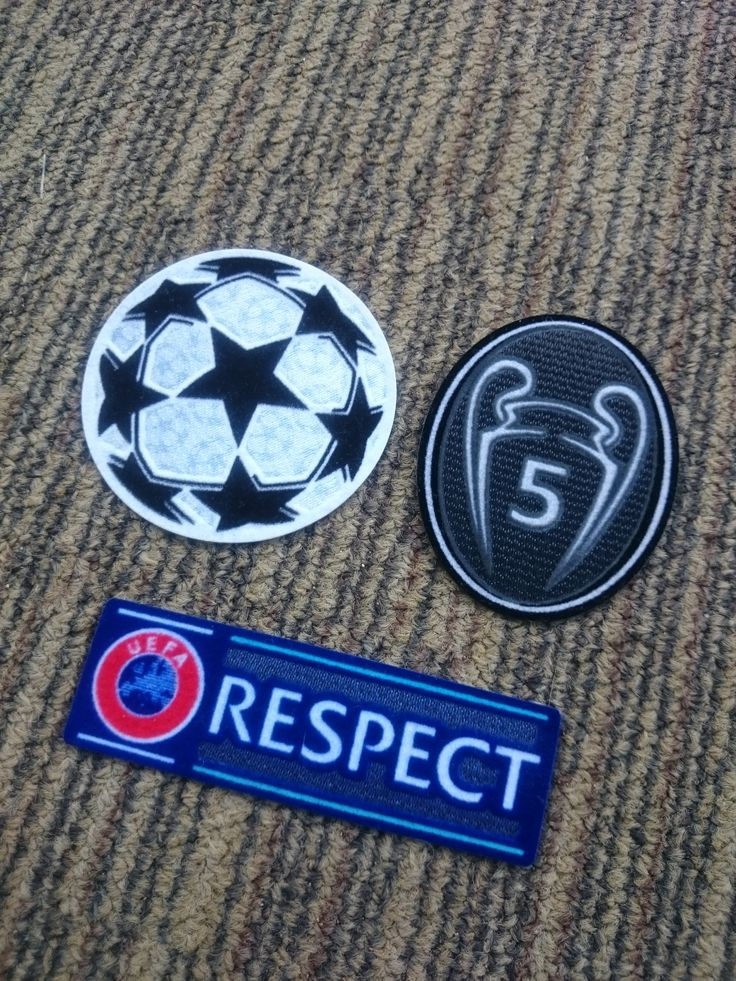 Starball, Respect & BOH 5th Uefa Champions League Set Patch