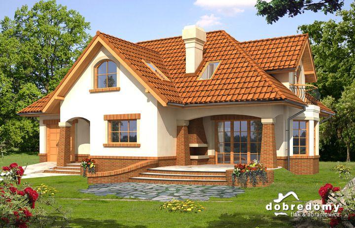 красивые кирпичные дома с мансардой фото: 25 тыс изображений найдено в Яндекс.Картинках