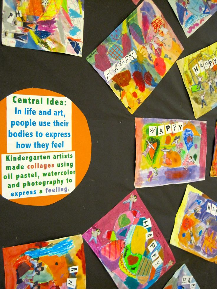Princess Artypants: Visual Arts in the PYP: Hooked on a Feeling