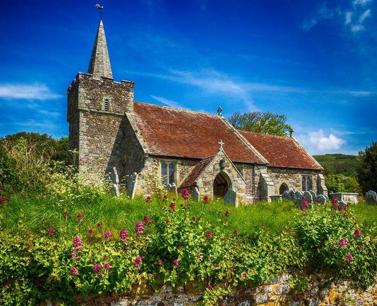 Mottistone Church, Isle of Wight.